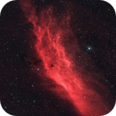 NGC 1499,                                Peter Myers