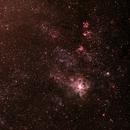 Caldwell C103 - 30 Doradus - Tarantula Nebula in Doradus ,                                Geoff Scott