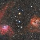 Flaming Star Nebula,                                Emanuele Todini