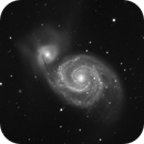 Another m51 - unguided exposures,                                Stefano Ciapetti