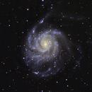 M101,                                Frédéric Girard