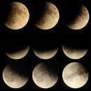 Lunar Eclipse 2019-Jul-16 - Mondfinsternis,                                Astro-Wene