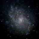 M33 Triangulum galaxy,                                Stewart