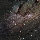 M31, NGC 206,                                Chris Massa