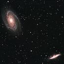 M81 M82,                                Sherkann