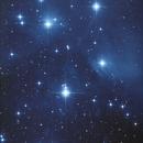 Messier 45 - close up,                                Zeno Magli