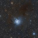 IRIS nebula,                                Enrique