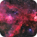 The Heart Nebula - IC 1805,                                Rafael Schmall