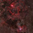 IC4628, NGC6188, ARA-SNR,                                Rolf Dietrich