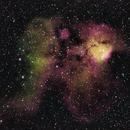 NGC2467,                                Dalemazkour