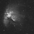 Pacman Nebula,                                MarcoLuz