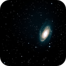 M81 Bode's Galaxy,                                lucsali