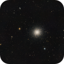 M13 – Hercules Globular Cluster,                                Paul Garais