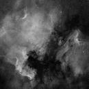 NGC7000/IC5070 4 Panel Mosaic,                                HarryH