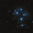 Messier 45,                                Dominik Ball