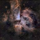 NGC 3372,                                Salvador Castro