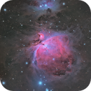The Orion Nebula - M42,                                pmneo
