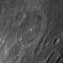 Petavius Krater,                                Domenico De Luca