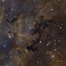 Dark Nebula LDN881 in Hα/SII/OIII+rgb,                                Jose Carballada