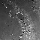 Plato - 20210123 - Celestron C6 at 1500 mm,                                altazastro