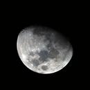 Moon at 90%,                                KiwiAstro