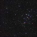 M44- Praesepe (beehive cluster),                                Tyler Jackson Welch