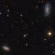 Eternity of Reality ( NGC 5033 & NGC 5005),                                Reza Hakimi