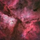 NGC 3372 Eta Carinae HaRGB ,                                Jonathan Durand