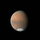 Mars: Dust Storm over Tyrrhenum,                                Chappel Astro