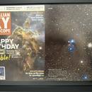 Australian Sky e Telescope 04/2020,                                Fernando Oliveira de Menezes