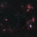 Nebulosity in the LMC,                                ChrisG_BNE