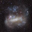 Large Magellanic Cloud,                                David Cheng