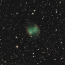 M27 - Dumbbell Nebula,                                Gary Sizer