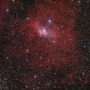 Bubble nebula and KjPn8,                                tommy_nawratil