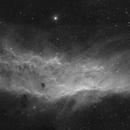 NGC 1499 - California Nebula,                                Victor Van Puyenbroeck