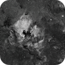 North American Nebula Two Panel Mosaic,                                Jim Matzger
