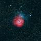 Trifid Nebula - M20,                                ENPI
