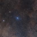 NGC 6649, IC 1287, Barnard 314, Barnard 97, Barnard 94, LDN 415, LDN 414, Barnard 95, et al.,                                Dean Jacobsen