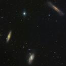 Leo Triplet (M65, M66 and NGC 3628 Galaxies),                                Luís Ramalho