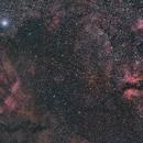 NGC 7000 + Sadr + NGC 6888,                                mirkovacik