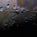 Sunrise over the Mare Imbrium,                                Manuel Huss