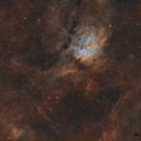 NGC6820,                                Matthew Enrietta