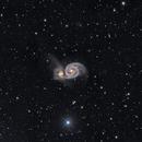 -M51-Whirpool Galaxy,                                ivanbusso