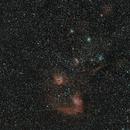 Iwamoto meets Flaming Star neb. and M36 / 38,                                UN73