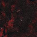 IC 1318 and the Crescent Nebula,                                bprezzle