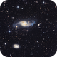 NGC 3718, NGC 3729 and Hickson 56,                                Enrique Arce
