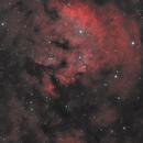 NGC7822 - HOO,                                Xaxas