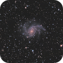 Fireworks Galaxy,                                Fnord123