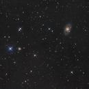 NGC3945,                                Albert van Duin