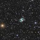 M76 Little Dumbbell Nebula #1,                                Molly Wakeling
